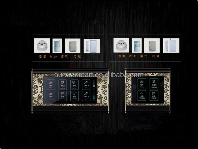 High Quality Fashion Design Smart House Smart Home Automation Controller