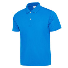Summer Sport Golf Polo Shirts Cotton/Polyester Pique Polo Shirts Custom For Mens Sport Plain Polo Shirts Made In China