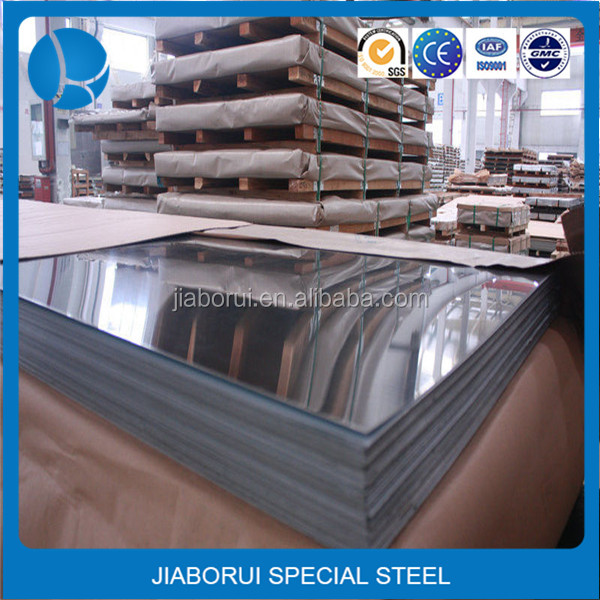 Best Quality 2B Surface Seamless Welded Stainless Steel Pipe/Plate