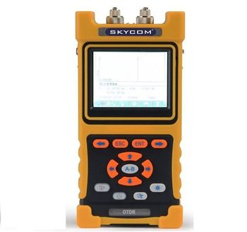 Best Price and Service from Manufacturer of OTDR Handheld Model SKYCOM