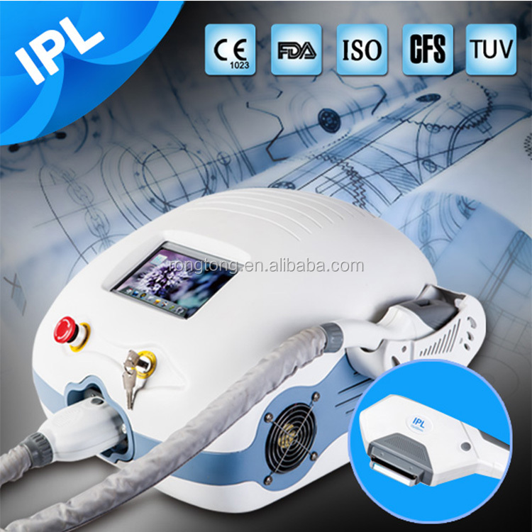 IPL Hair Remover System Clean Convenient Design Beauty and Skin Products