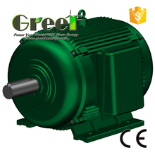 High Quality! 100KW 480V Permanent Magnet Alternator, Low RPM Hydro Turbine Generator, Brushless Electric Generator