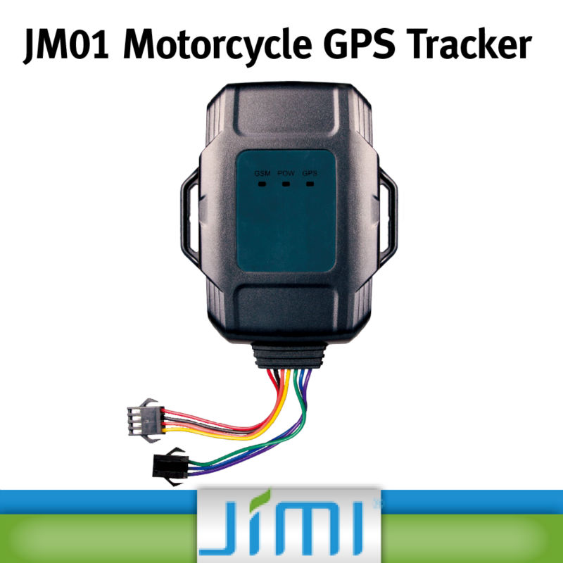 JIMI 2017 Easy Install Google Map phone number gps tracker JM01 with Panic Button and waterproof Function
