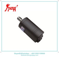 Cheap Orbit Motor Low Speed High Torque OMM/HMM/BMM Manufacturer Jinjia Orbit Hydraulic Motor