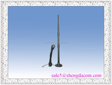 Free sample 2.4G 9 dBi portable wifi antenna for wireless router with mini magnetic base mount SD38b