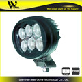 Oledone Koneviesti Test Winner IP68 6'' oval 60W agricultural automotive trailer motorcycle tractor truck led work light
