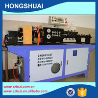 automatic discharging copper tube machine