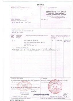Certificate of origin templates gidiyedformapolitica certificate of origin templates yadclub Gallery