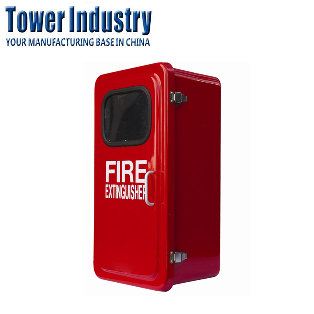 Steel Fire Equipment Protection Cabinet Fire Hydrant Cabinet for Sale