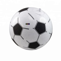 Wholesale football and PVC inflatable soccer ball