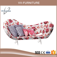 lounge design fabric leisure modern floor sofa seating chair