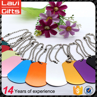 Factory Price Custom Blank Dog Tag Wholesale From China