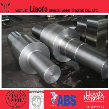 High Strength Structural Steel Shaft