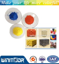 China hot sale good quality fe2o3/fe3o4 inorganic iron oxide Ceramic pigment for glaze stain and concrete