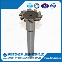 t slot milling cutter tools