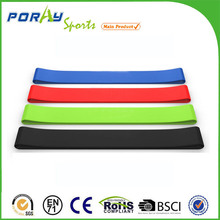 Custom Printed Latex Exercise Resistance Loop Band Wholesale