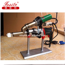 3400W hdpe plastic pipe hand held extrusion Welders