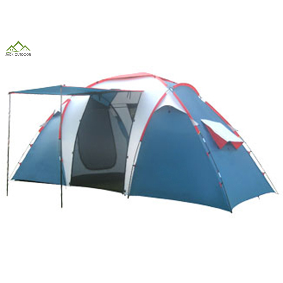 4 Person 2 Room 4 Season luxury family camping outdoor tents