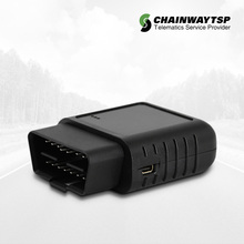 advanced cheaper OBD II car gps tracker with android APP and tracking software