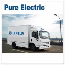 Pure electric truck for sale