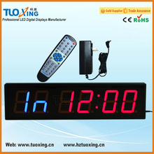 6 digit 4 inch LED digital interval timer