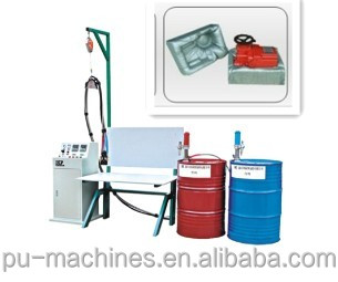Portable Foam Packaging Machine for Lamp
