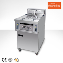 Energy Saving Broast Machine Price/ High Quality Fried Chips Machine For Sale