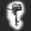 Outboard YAMAHAs motor boat outboard motor 4 stroke 4hp with CE certificate