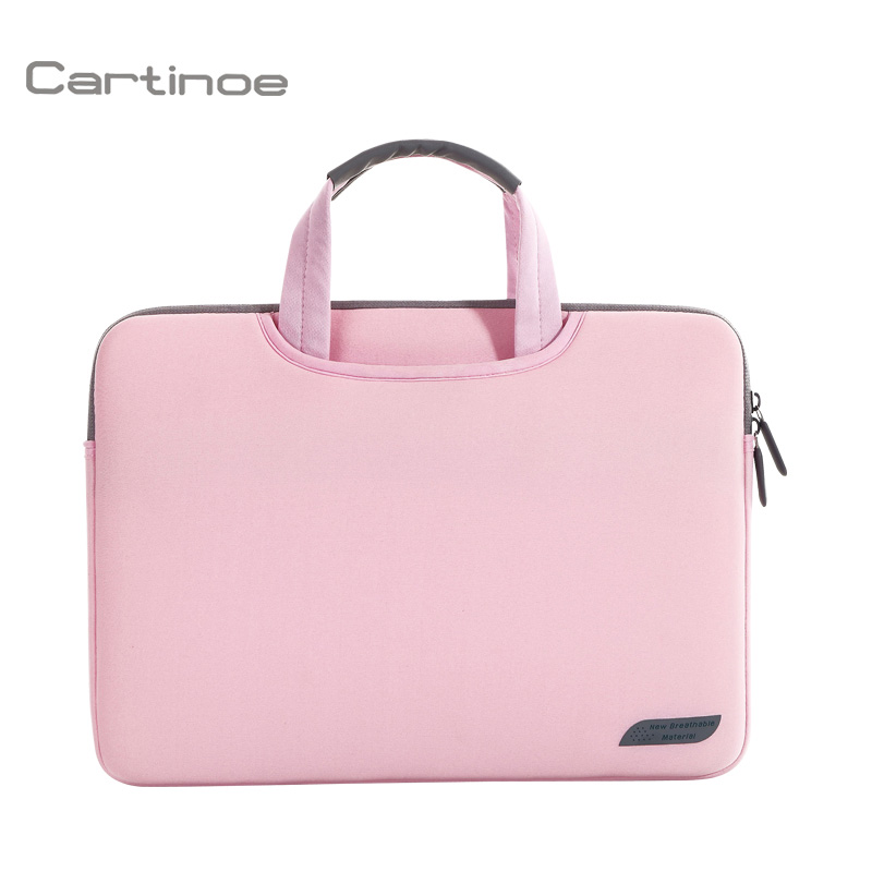 Portable Fashion Soft Sleeve Bag Case Briefcase Handbag Pouch for 13-inch Macbook Air Pro Ultrabook Laptop Notebook bag