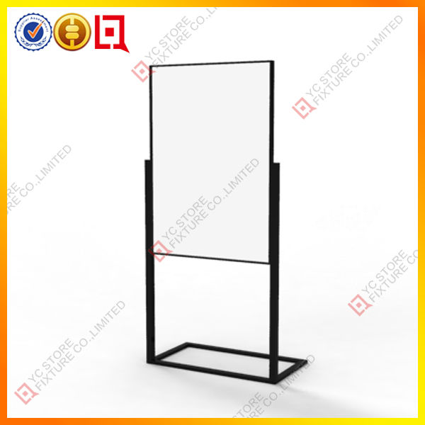 Shop stainless steel advertising stand ADD015