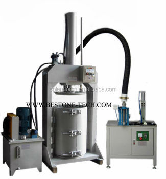 Manual silicone cartridge filling machine