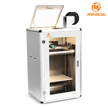 New Arrival 2017 Mingda Newest Metal 3d printer industrial large format 3-d printer