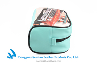 2015 New Professional Manufactures Cosmetic Makeup Bag With Compartments For Ladies Wholesale