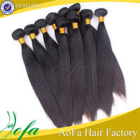 2014new! Wholesale Price Factory Sale Perfect Black Lady Remy Hair