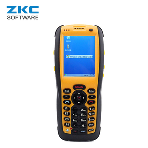 ZKC PDA2802 WiFi RFID Touch Screen Handheld PDA Barcode Scanner