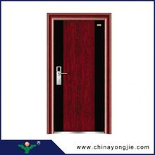 China supplier cheap low price steel door