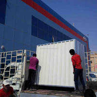 Temporary Steel Corrugated fencing Panels Supplier