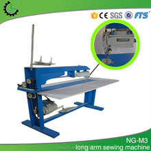 HOT!!!NG-M3 single needle long arm sewing machine for industrial