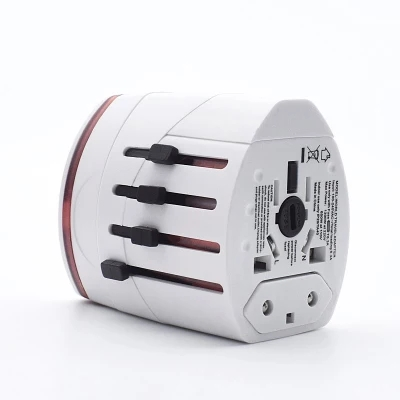 EU/AUS/US/UK <strong>plugs</strong> USB port universal travel adapter <strong>plug</strong> with 2.1A 1000mA dual usb output