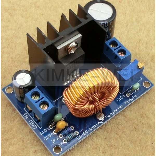 Adjustable 3.5-40v to 5-55V variable DC DC Boost Power Converter 12v 16v 19v 24v 36v to 36v 48v 50v dc converter circuit
