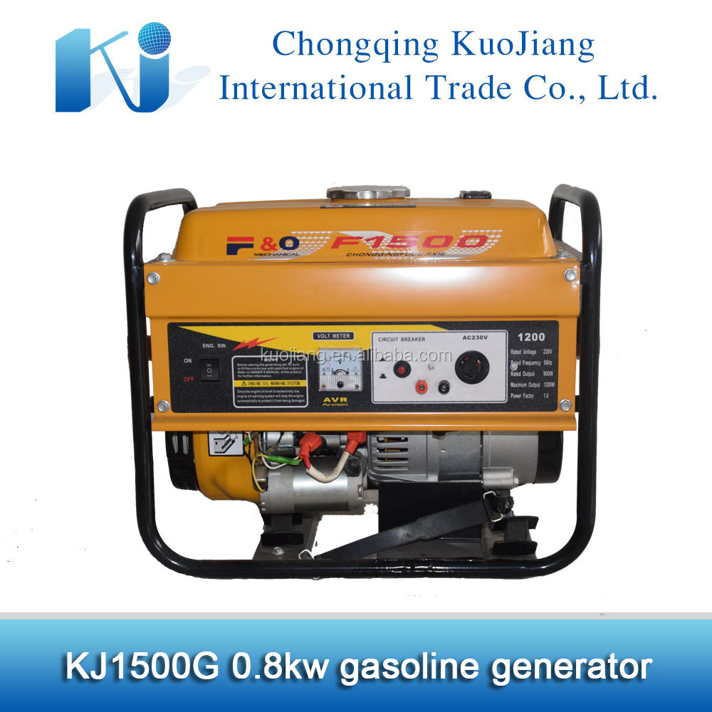Hot sale honda copy 800W portable inverter gasoline generator