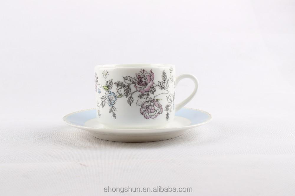 fine bone china porcelain 12pcs coffee cup set. Black Bedroom Furniture Sets. Home Design Ideas