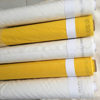 Polyester Screen Printing Mesh Different Types Of 100% Polyester Yarn