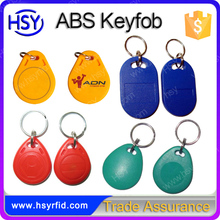 13.56mhz 125khz RFID Keytag for access control