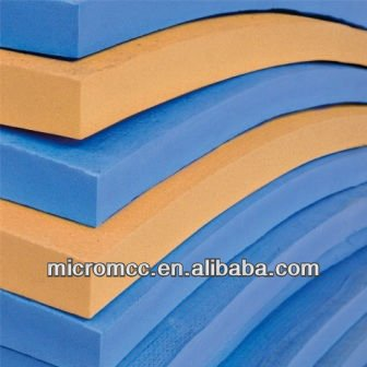TPE foam board / waterproof foam board / concrete foam board