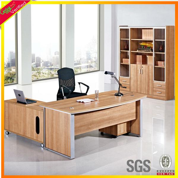 Muebles de oficina escritorio de oficina gerente for Proveedores de muebles de oficina