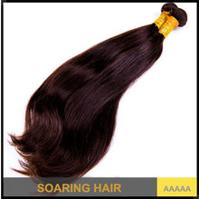 "Straight Indian Hair Weaving Grade 5a Unprocessed Remy Human Hair Weave 100g/pc Mixed Length 16""-28"""