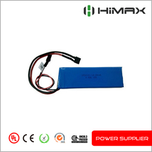 Lithium rechargeable battery 7.4v 1000mah rc lipo battery Pack for RC toys