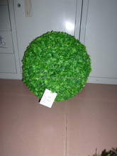 Artificial Hanging Artificial Topiary Grass Ball Buxus Boxwood Ball ornaments artificial topiary plants