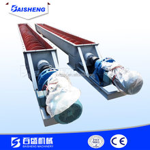 China Cement Industry Spiral Screw Conveyor Feeder/Conveying Screw system In China